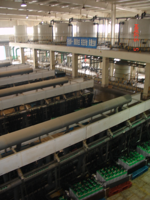 Acid Recirculation System in   Zibo City
