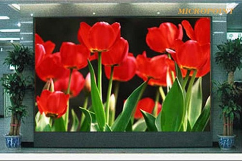Indoor Advertising Full Color LED Display