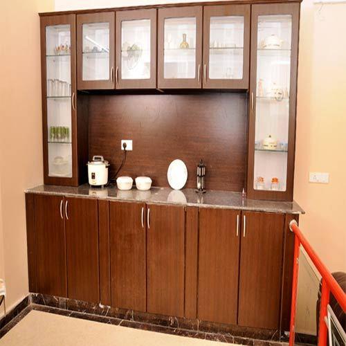 Crockery Units in Hingna Road, Nagpur - Karni Modular Furnitures