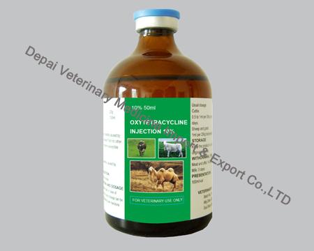 Oxytetracycline Injection