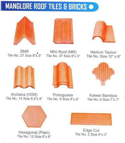 Manglore Roof Tiles In Mangalwar Peth Pune Distributor