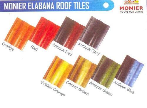 Monier Elabana Roof Tiles