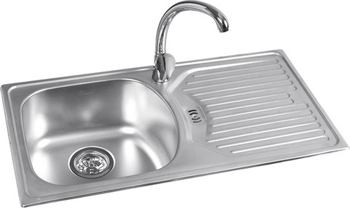 Kitchen Sink Suppliers : Kitchen Sink in D.n college road, Hissar - Dayanand Sanitary