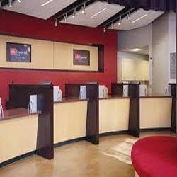 Bank interior designing services in shambhu mullick lane for Straight line interiors