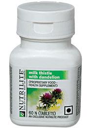 Nutrilite Milk Thistle With Dandelion
