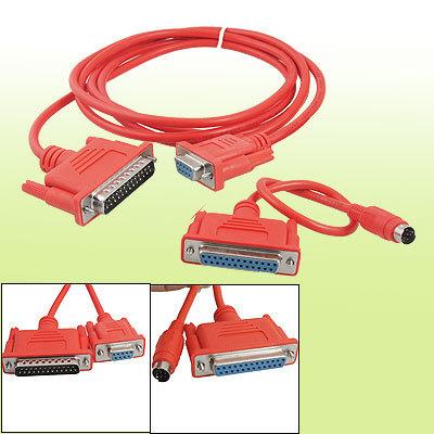 PLC Programming Cable SC09 (Mitsubishi)