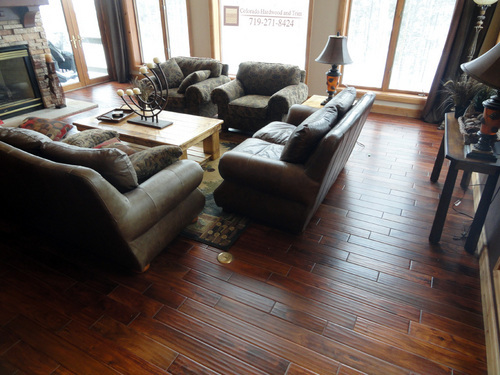 Wooden Flooring in  Link Road