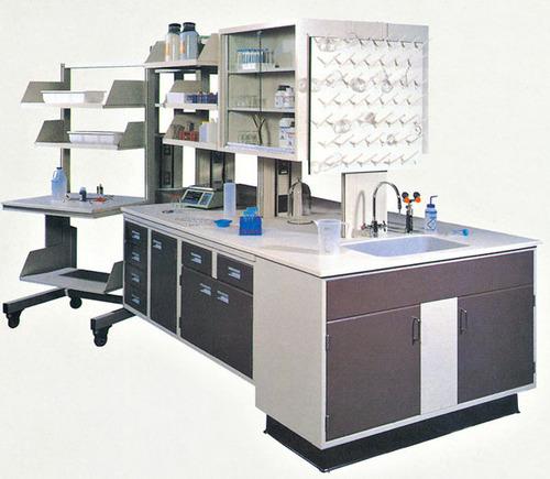 School Lab Table