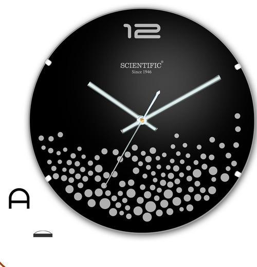 Decorative Wall Clock (Sfl-003 F)