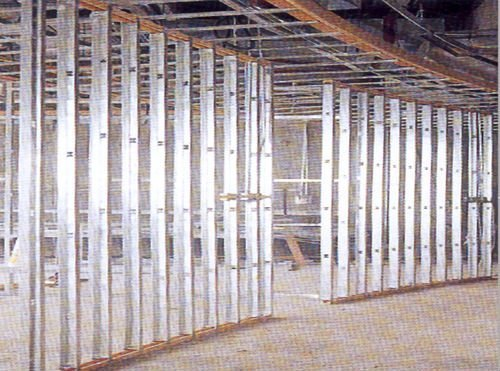 Cheap Drywall Partition Zinc Coated Stud In Shenzhen