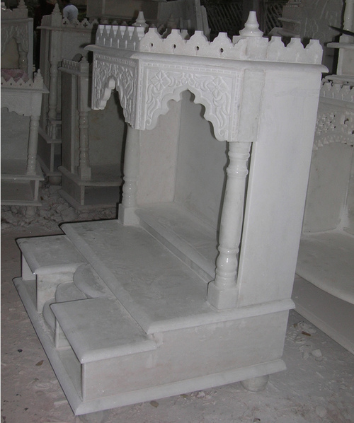 Marble Mandir In Chandpole Jaipur Neelkanth Moorti Kala