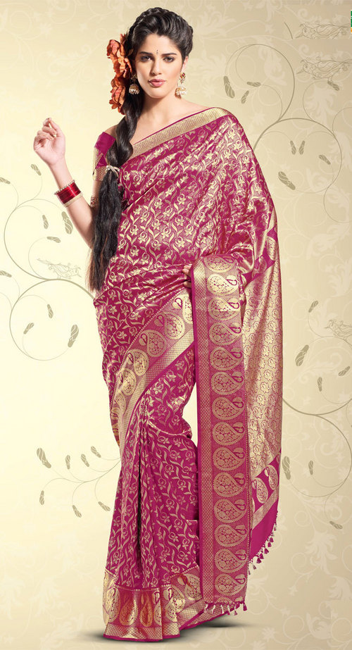 Latest Sarees In Fashion