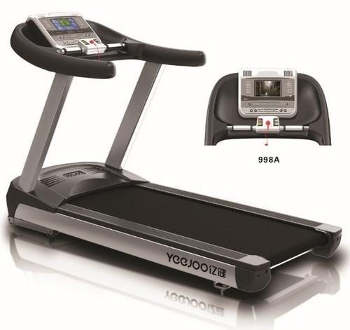 Landice Treadmill India: AC6.0HP Motorized Commercial Treadmill (S998) In Yongkang