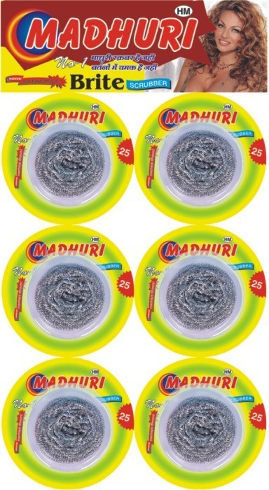 Kitchen Stainless Steel Scrubbers