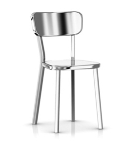 Stainless Steel Dining Chair In Nanhai District