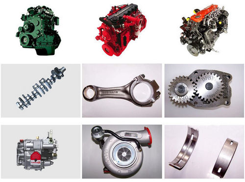 Cummins Engine and Spare Parts