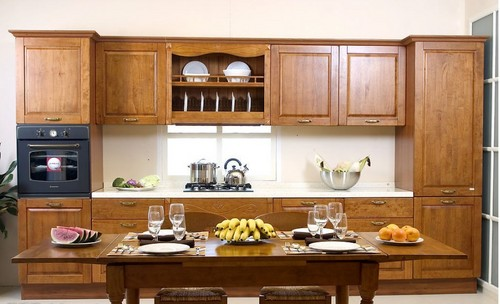 American Style Kitchen Cabinets In Chancheng Foshan