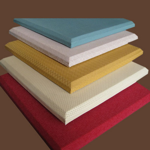 Fabric Acoustical Panels In Nanhai District Foshan