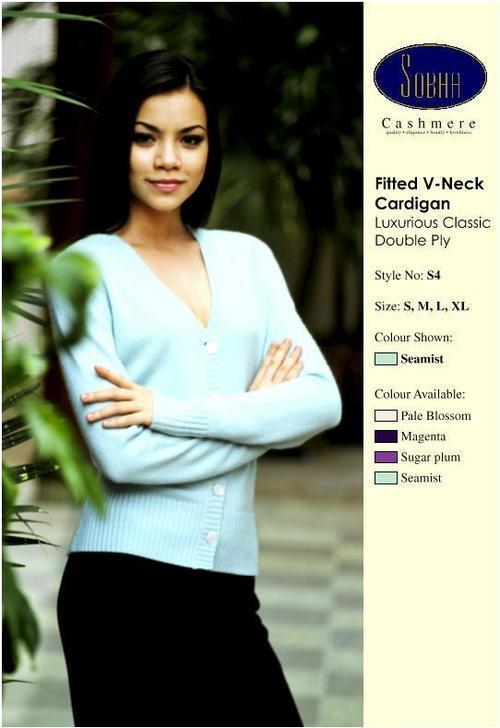 Pashmina Ladies Cardigan