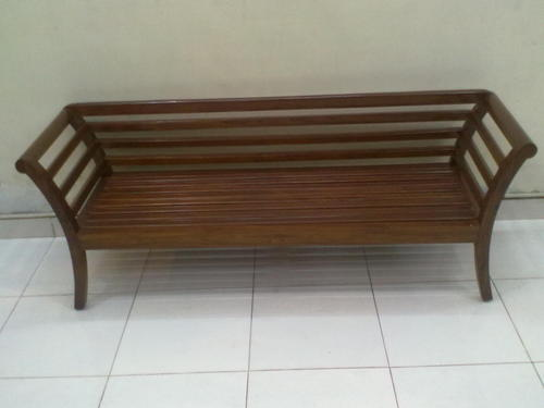 Teak Wood Bench In Kharghar Navi Mumbai K G N Furniture