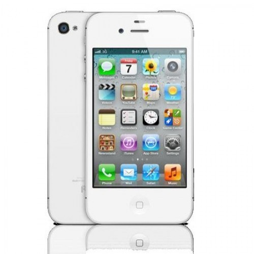 iPhone 4S White (64 GB) Smartphone