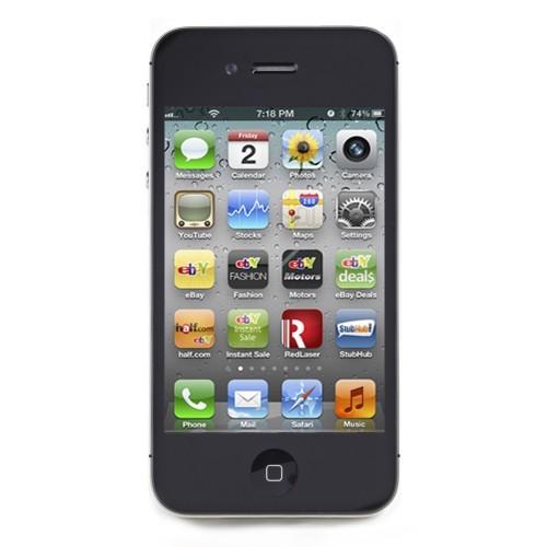 iPhone 4S Black (64 GB) Smartphone