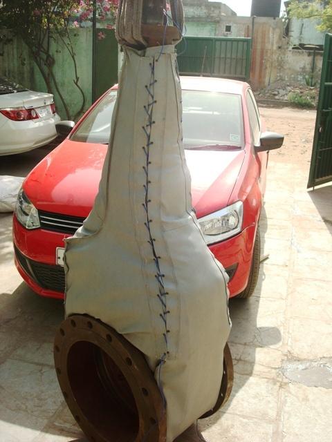Insulation Jacket in  Vatva Phase-Iv