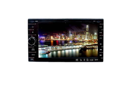 6.2 Inch Car Multimedia Monitor With IPOD