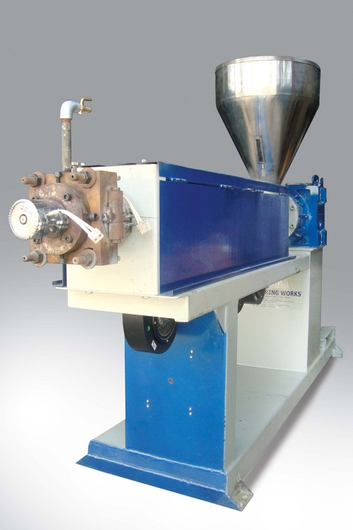 Pvc Foam Garden Pipe Machine