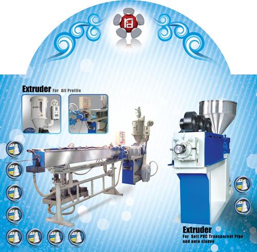 extruder machine manufacturer