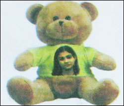 Teddy Bear With T Shirt (Small)