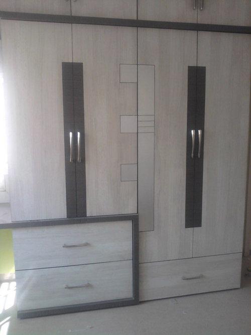 Modern Wardrobes In M P Nagar Bhopal Gurukripa Associates
