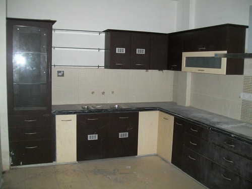 Spacious modular kitchens designing service in m p nagar for See kitchen designs