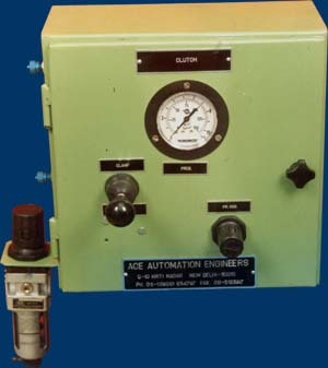 Pneumatic Panel For Pneumatic Clutch in  Mayapuri - Ii