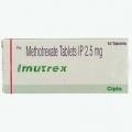 Imutrex Methotrexate 2.5 mg