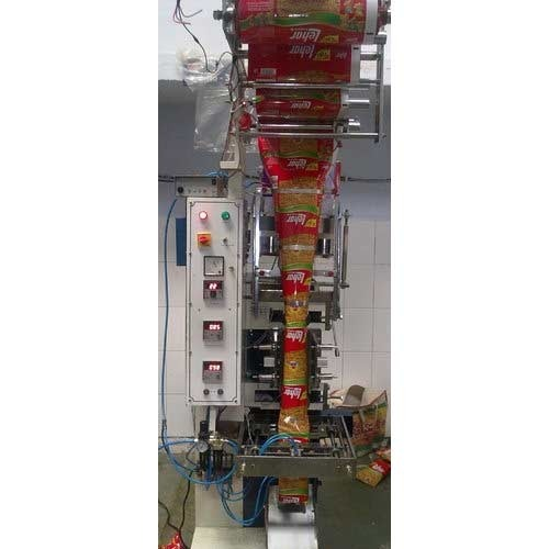 FFS Pneumatic Packing Machine (Volumetric Cup Filler)