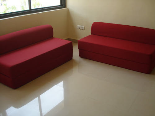 Sofa cum bed in navi mumbai maharashtra kalpana interiors for Sofa bed india