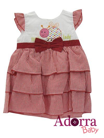 Multi-Layer Baby Dresses