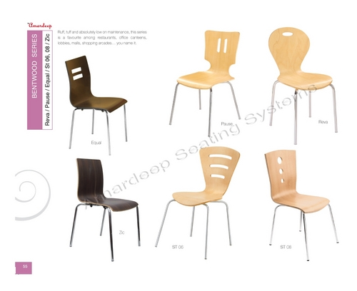 Cafeteria Bentwood Chairs