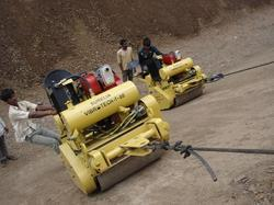 Slope Compactor Vibatory Roller