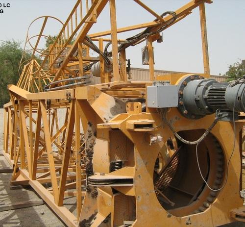 Tower Crane Uses : Used liebherr tower crane lc in dubai mmw