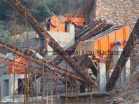 Feldspar Stone Crushing Plant