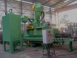 Shot Blasting Machine For LPG Cylinder