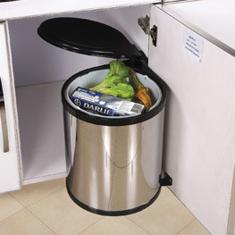 kitchen dustbin cabinet kitchen waste bin in ningbo zhejiang china dennis 21693
