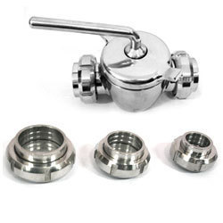 S.S. Dairy Valves And Fittings