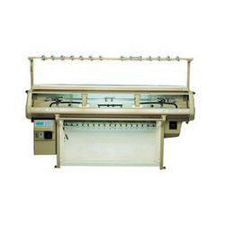 Automatic Flat Knitting Machines