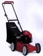 Troi Bilt Petrol Lawn Mover
