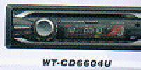 Car CD Player (WT-CD6604U) in  Rajouri Garden