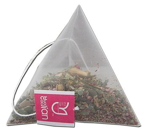 pyramid tea bag machine