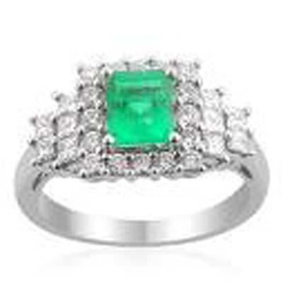 Gemstone Designer Ring